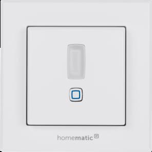 Homematic IP Bewegungsmelder im 55er-Rahmen – innen