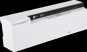 Homematic IP Fußbodenheizungsaktor – 10-fach, 24 Volt