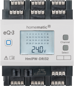 Homematic IP Wired Eingangsmodul – 32-fach