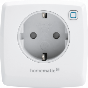 Homematic IP Dimmer-Steckdose – Phasenabschnitt