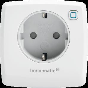 Homematic IP Schalt-Mess-Steckdose