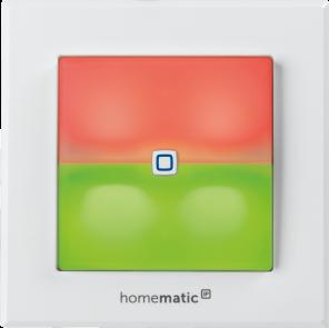 Homematic IP Schaltaktor für Markenschalter – mit Signalleuchte