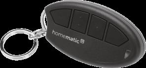 Homematic IP Schlüsselbundfernbedienung – 4 Tasten