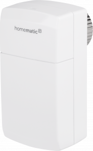 Homematic IP Heizkörperthermostat – kompakt